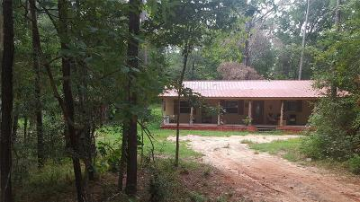 Montgomery Single Family Home For Sale: 4669 Deep Forest Lane