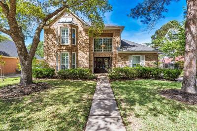 Katy Single Family Home For Sale: 2014 Garden Terrace Drive