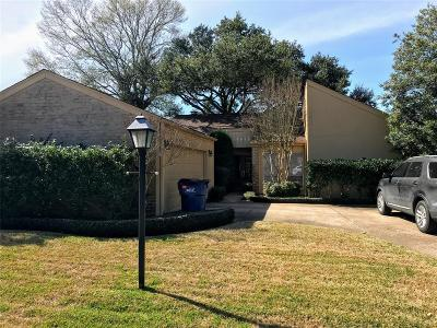 Harris County Single Family Home For Sale: 15815 Rippling Water Drive