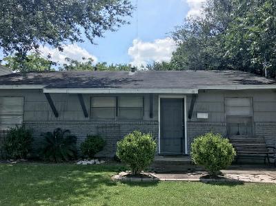 Deer Park Single Family Home For Sale: 1206 Dutch Street