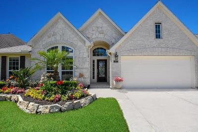 Pearland Single Family Home For Sale: 2616 Nightsong Drive