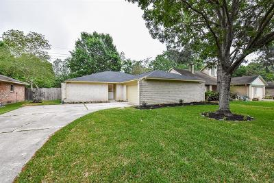 Katy Single Family Home For Sale: 2634 Carson Drive