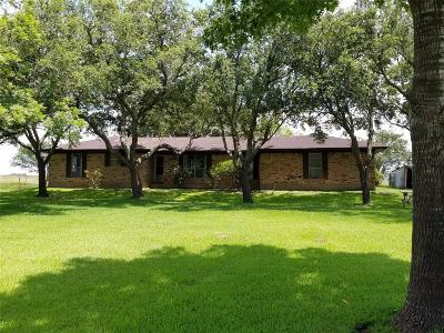 Wharton County Country Home/Acreage For Sale: 1325 River Valley Drive