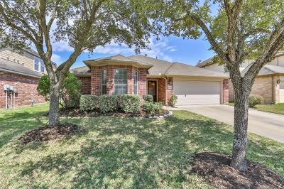 Katy TX Single Family Home For Sale: $285,000