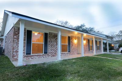 Houston Single Family Home For Sale: 10806 Sagebluff Drive