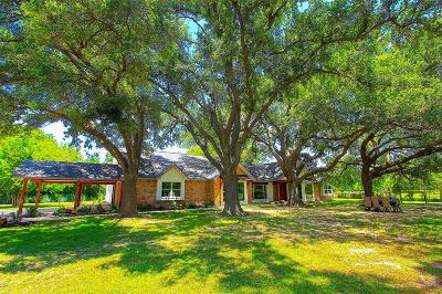Cypress Single Family Home For Sale: 19436 Cypress Church Road