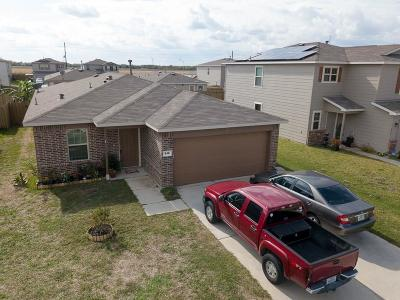 Single Family Home For Sale: 910 Salado Slough Lane