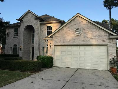 Tomball Single Family Home For Sale: 914 Arbor Pne