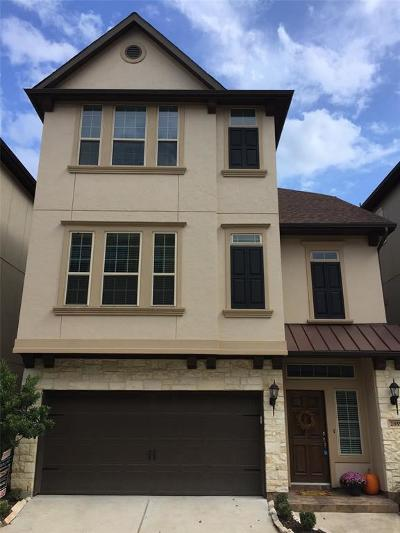 Houston Single Family Home For Sale: 2855 Kings Retreat Circle