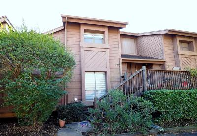 League City Condo/Townhouse For Sale: 671 Davis Road