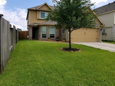 Conroe Single Family Home For Sale: 9969 Hyacinth Way
