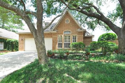 Kingwood Single Family Home For Sale: 4207 Forest Holly Drive
