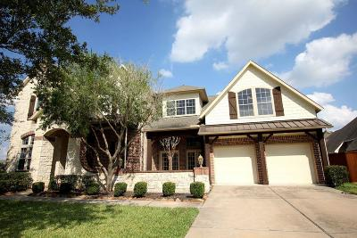 Cypress Single Family Home For Sale: 9310 Brady Branch Lane