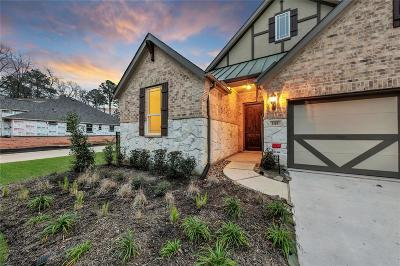 Montgomery Single Family Home For Sale: 145 Bluebell Woods Way