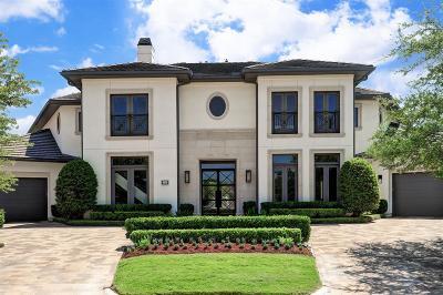 Houston Single Family Home For Sale: 11902 Portofino Road
