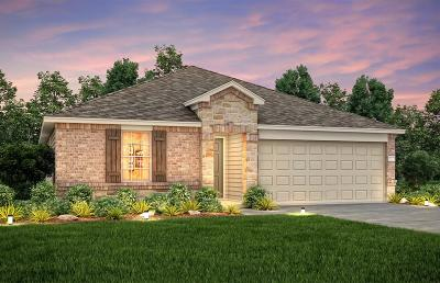 Conroe Single Family Home For Sale: 2131 Lost Timbers Drive