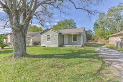 Texas City Single Family Home For Sale: 205 S Algeria Street