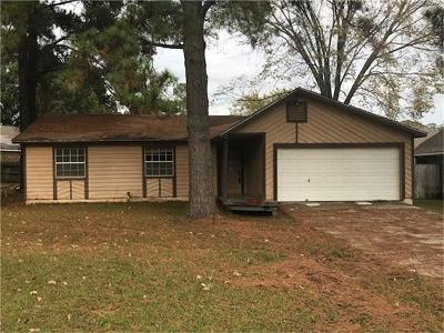 Single Family Home For Sale: 10714 Scenic Drive