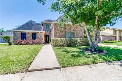 Houston Single Family Home For Sale: 2255 Woodland Springs Street