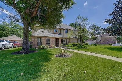 Tomball Single Family Home For Sale: 24202 Rain Creek Drive