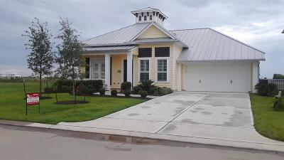 Texas City Single Family Home For Sale: 5301 Brigantine Cay Court