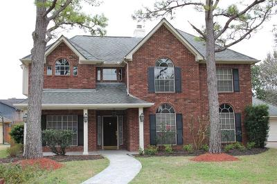 Sugar Land Single Family Home For Sale: 9707 Emery Hill Drive