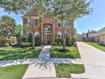 Katy Single Family Home For Sale: 9606 Orchid Spring Lane