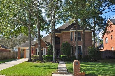 Kingwood Single Family Home For Sale: 3615 Clover Creek Drive