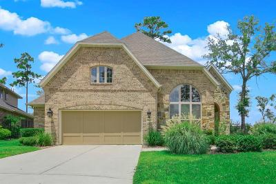 Tomball Single Family Home For Sale: 26 W Twin Ponds Court
