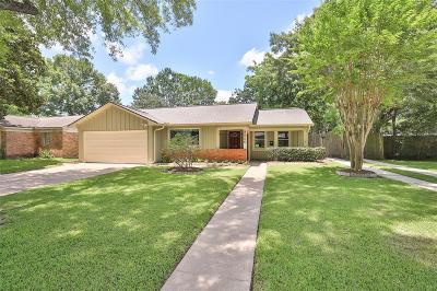 Tanglewilde Single Family Home For Sale: 9506 Highmeadow Drive