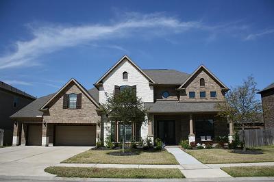 Katy Single Family Home For Sale: 4402 Bandera Branch Lane