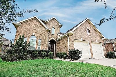 Houston Single Family Home For Sale: 17919 Old Forest Lane