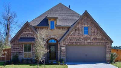 Tomball Single Family Home For Sale: 25114 Dovetail Cove Court