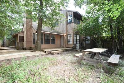 The Woodlands Condo/Townhouse For Sale: 50 Sawmill Grove Lane