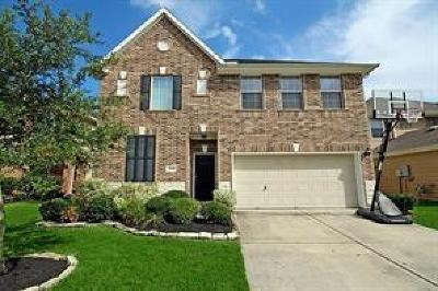 Alvin Single Family Home For Sale: 1193 Stallion Ridge