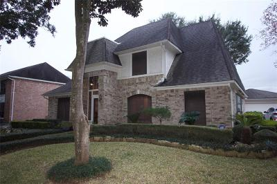 Sugar Land Single Family Home For Sale: 2414 Stephens Grant Drive