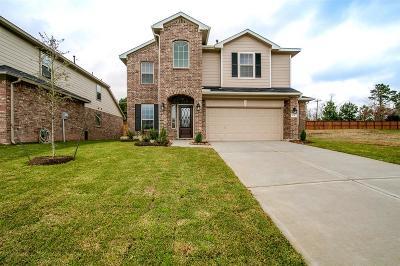 Montgomery Single Family Home For Sale: 474 Terra Vista Circle