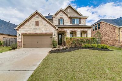 Fulshear Single Family Home For Sale: 5515 Little Creek Court