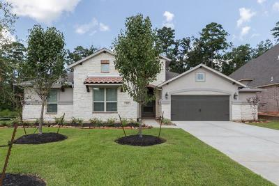 Conroe Single Family Home For Sale: 1610 Graystone Hills Drive