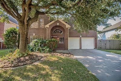 League City, League Single Family Home For Sale: 2113 Castle Drive