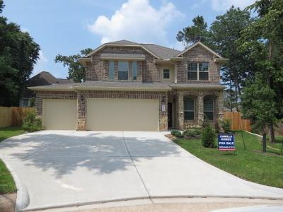 Montgomery Single Family Home For Sale: 3714 Lovers Lane