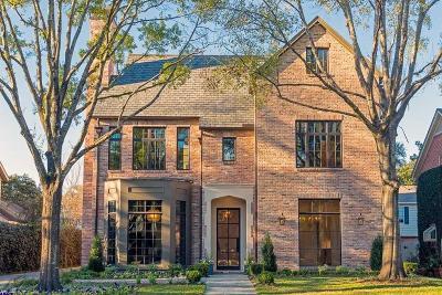 Houston Single Family Home For Sale: 3028 W Locke Lane
