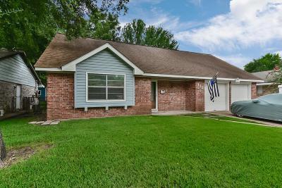 Deer Park Single Family Home For Sale: 314 Alice Lane