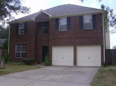 Katy TX Single Family Home For Sale: $204,900
