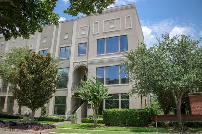 Sugar Land Condo/Townhouse For Sale: 1423 Lake Pointe Parkway