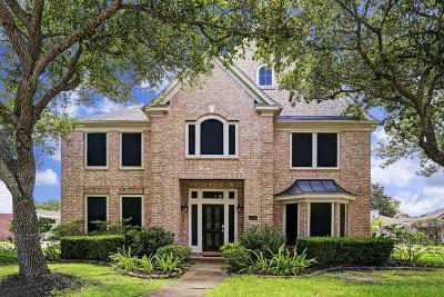 Cinco Ranch Single Family Home For Sale: 2618 Suntree Lane
