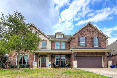 Kingwood Single Family Home For Sale: 2513 Sandy Lodge Court