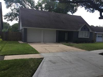 Pasadena Single Family Home For Sale: 2813 Dewberry Lane