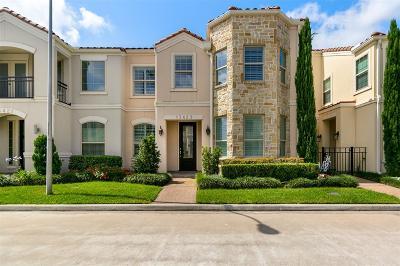 Galveston County, Harris County Condo/Townhouse For Sale: 13423 Preston Cliff Court