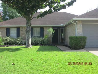 Richmond Single Family Home For Sale: 7022 Tara Blue Ridge Drive